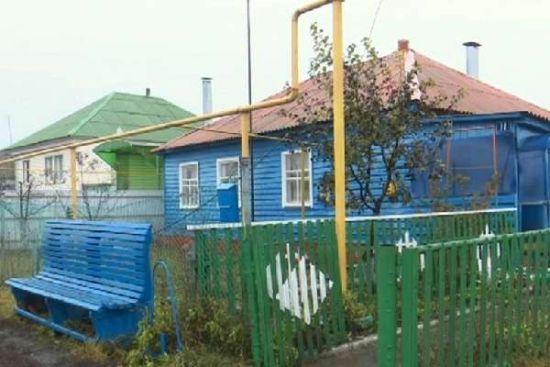 娜塔莉亚全家居住的房屋