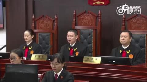 彭宇华、李明哲案一审公开开庭宣判(二)