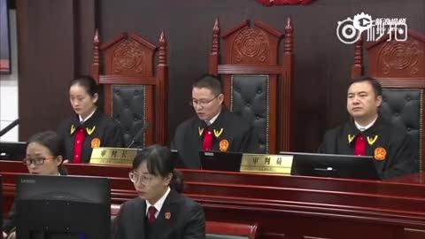 宣判现场:李明哲犯颠覆国家政权罪获刑5年