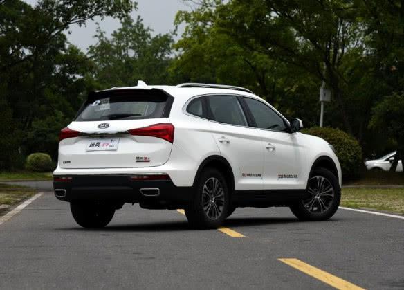 这款亲民的国产SUV空间大、价格低,全系直降3万!
