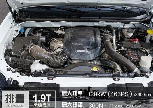 能替代霸道的硬派越野,五十铃出品百万公里不大修,还是柴油动力