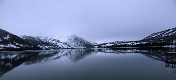 冬季新疆-银妆素裹的冰雪世界