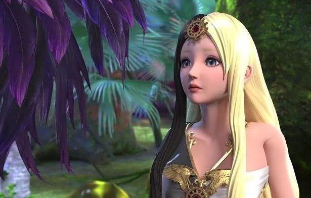 叶罗丽:庞尊电击过6位主角,高泰明灵公主可怜,只有她最淡定!