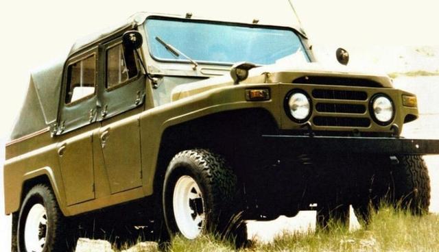 最便宜的4×4越野车,起步仅8万标配四驱,造型50年未大变
