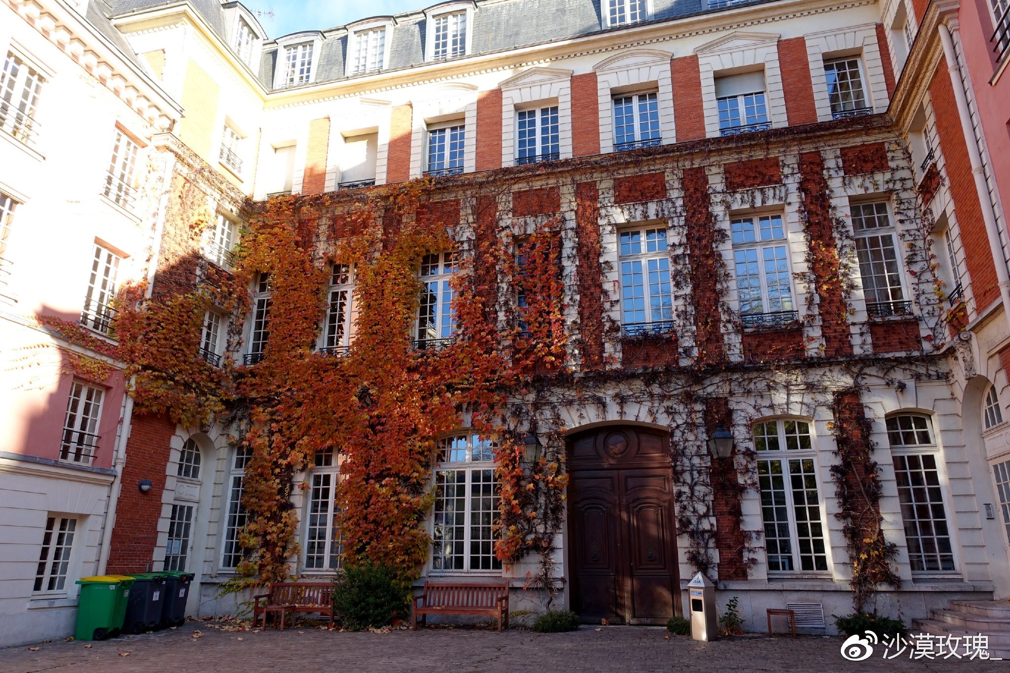 巴黎玛莱区,时尚族人最钟爱的休闲空间