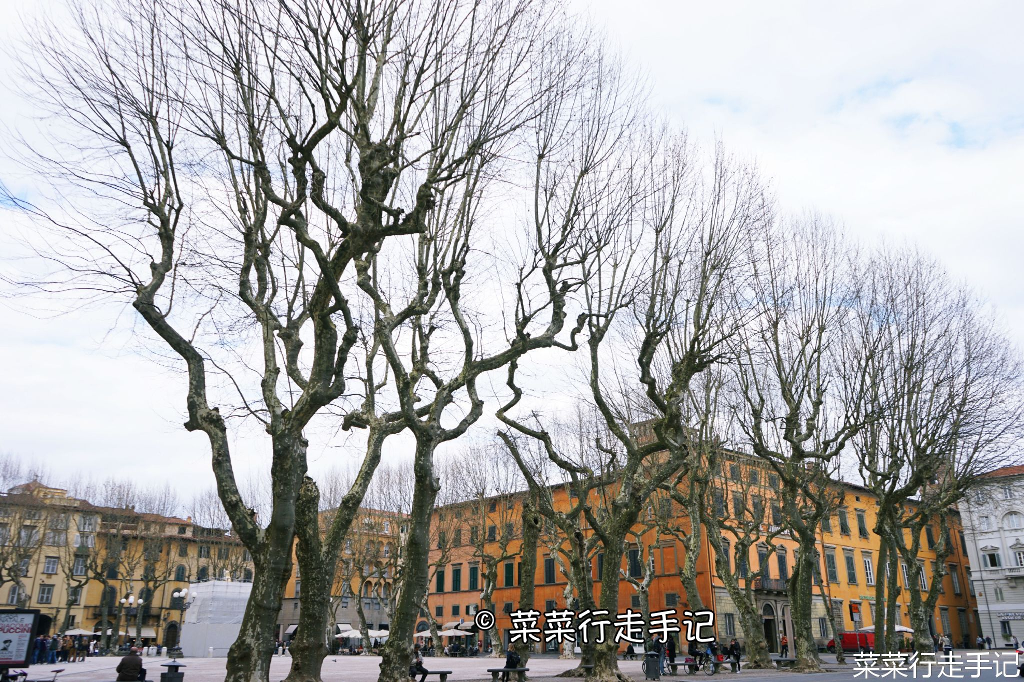 意大利|卢卡,作曲家普契尼成长的城市