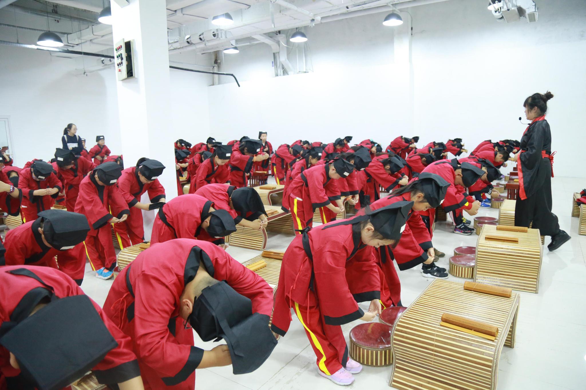 祁庄小学社会大课堂:感受实践的乐趣