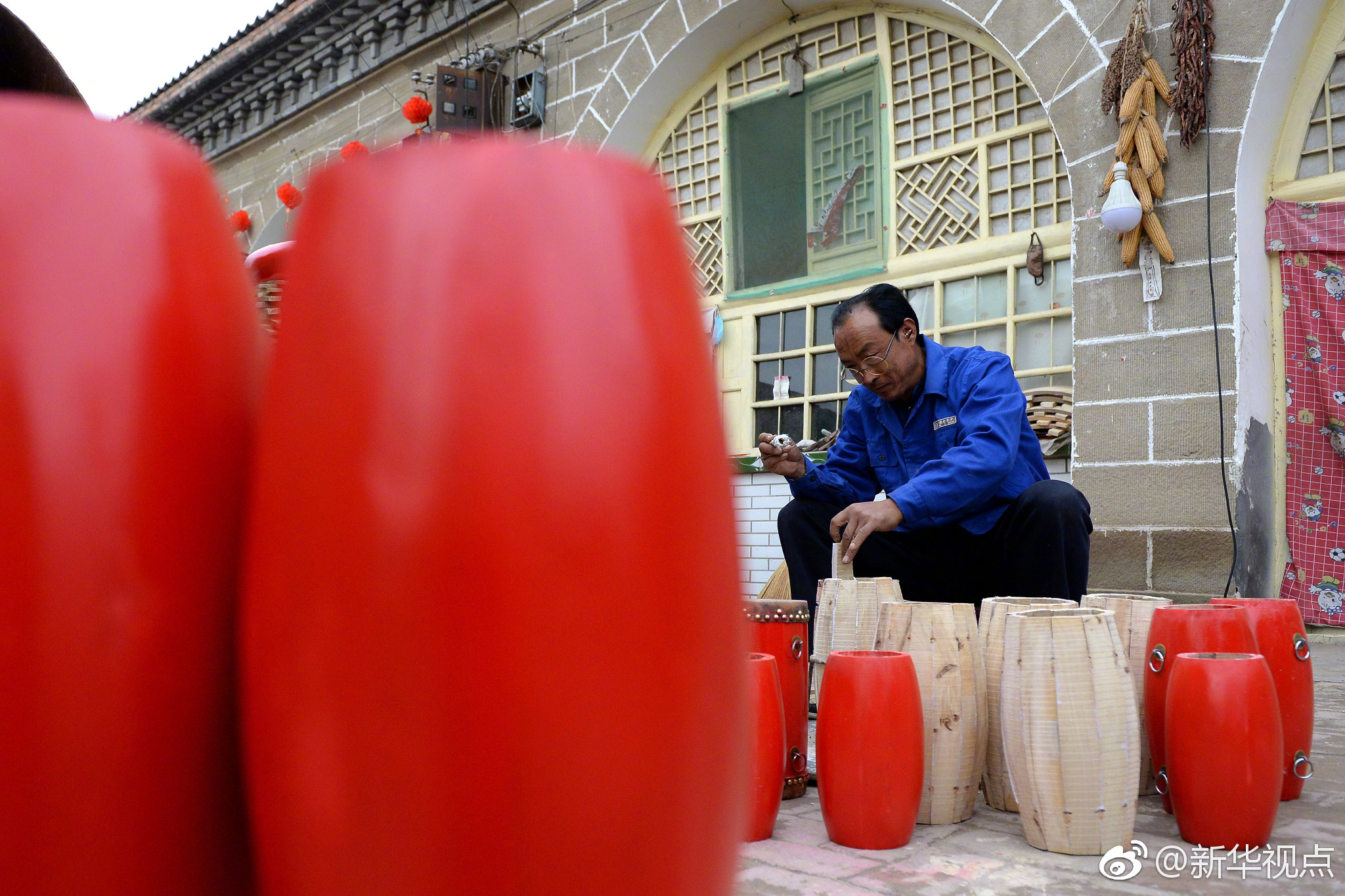 浙江中蓝新能源材料有限公司项目举行开工仪式