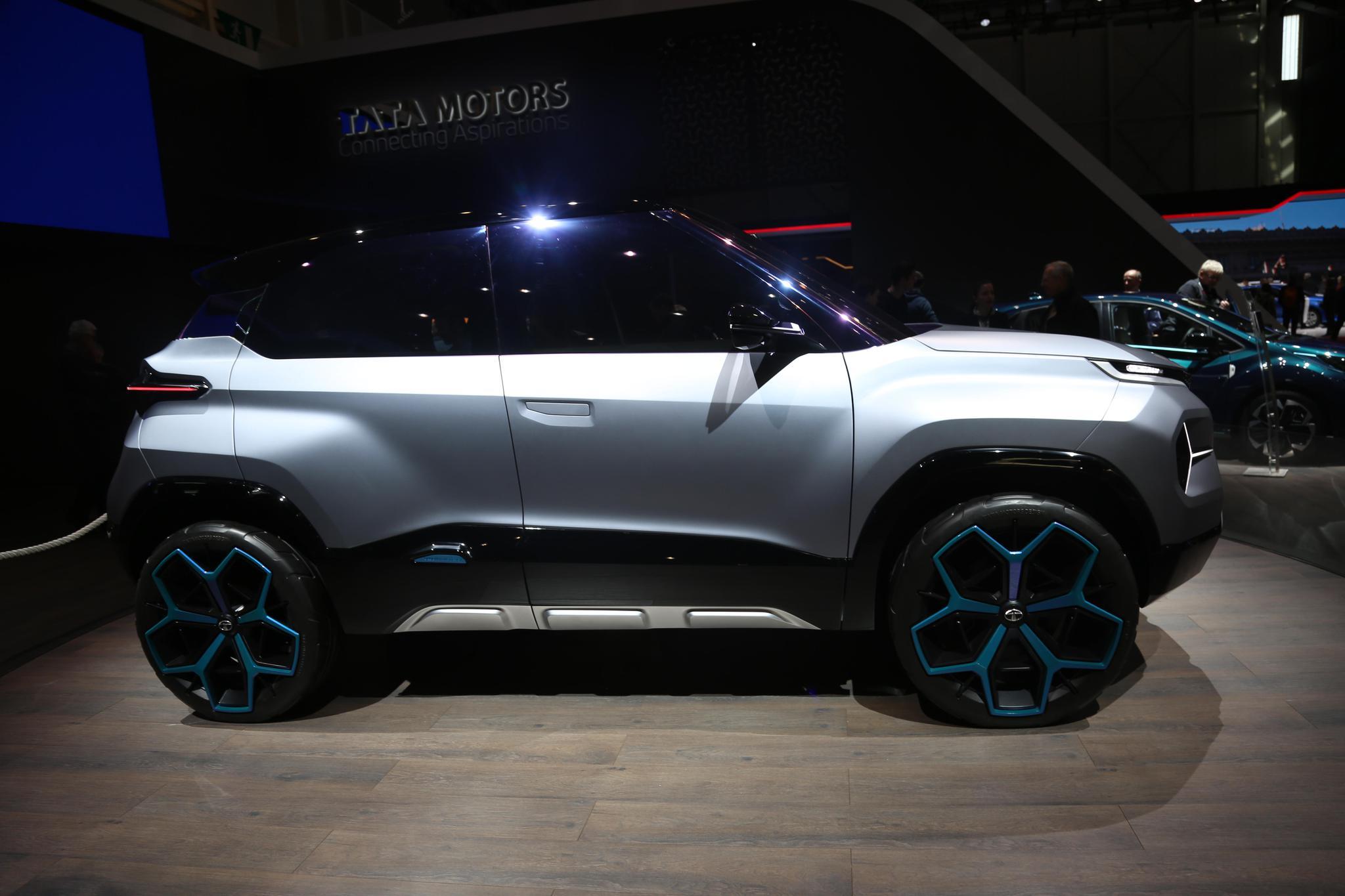 印度塔塔汽车Tata H2X概念车,亮相2019日内瓦车展!