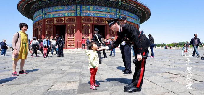 意大利警察又来北京上班了