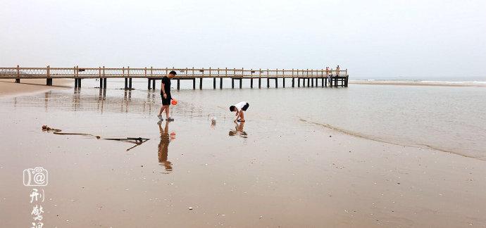北戴河渔岛的难忘旅行