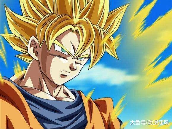 龙珠: 赛亚人最强的力量来源, 只有这种场合才能爆发!