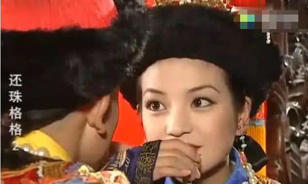还珠:永琪两次结婚,小燕子晚上出嫁,知画白天出嫁,有什么区别图片
