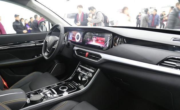 全新大乘G60S现身!车长4527mm装载旋钮式换挡杆 配1.5T+8AT