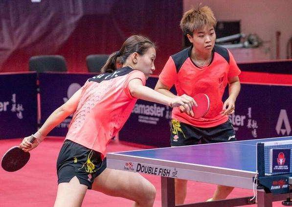 国乒3-0横扫日韩,再次包揽冠亚军,展现最强统治力