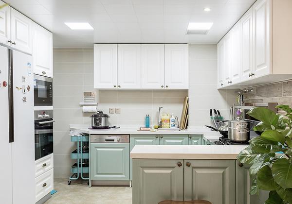 装修店面注意事项有哪些?厨房煤气管道布厨房vi设计装修图片