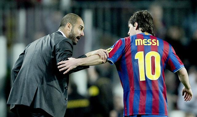 古利特:没有了梅西 瓜迪奥拉踢欧冠真差很多
