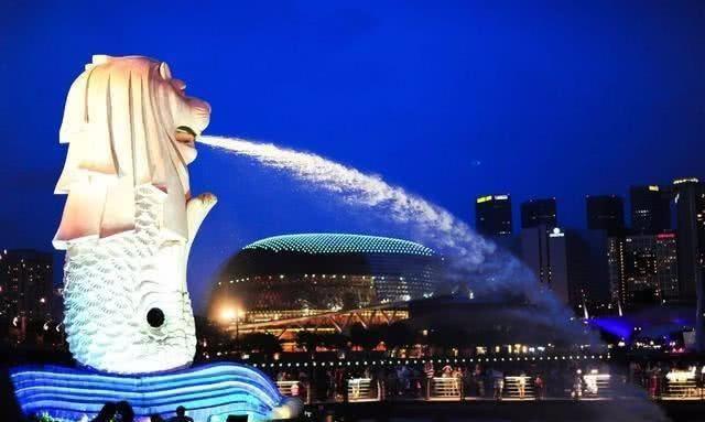 新加坡、中国台湾和中国香港的GDP在东南亚