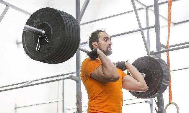 别做超过自己能力的健身项目