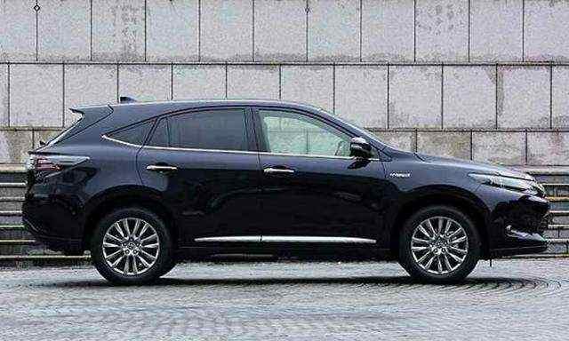 丰田新车换标来袭!大七座+四驱,17万搭2.0T+6AT,预计明年国产