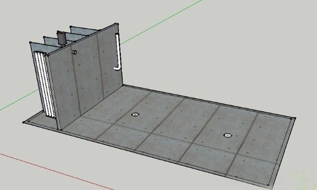 两组鱼池的设计图纸,细节详细,可做参考!|鱼池|过滤池图片