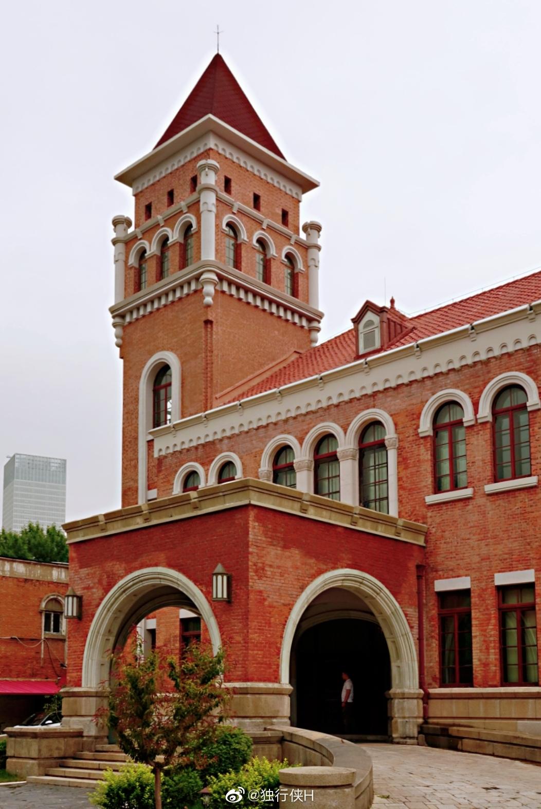 走进张园 了解天津的近代史