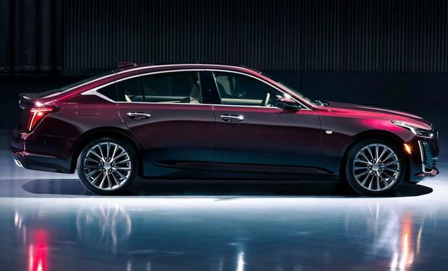 凯迪拉克再次发力!全新轿车下月正式发布,比CT6更适合年轻人