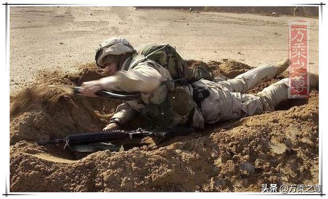 胸墙,原始又最有效的工事构造,拯救了无数步兵生命