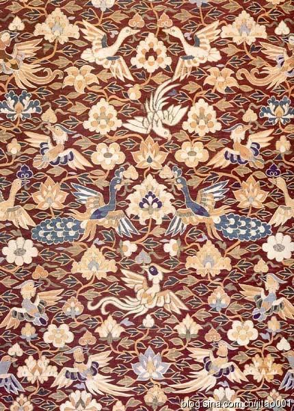 宋朝的丝织工艺与艺术体现在哪些地方