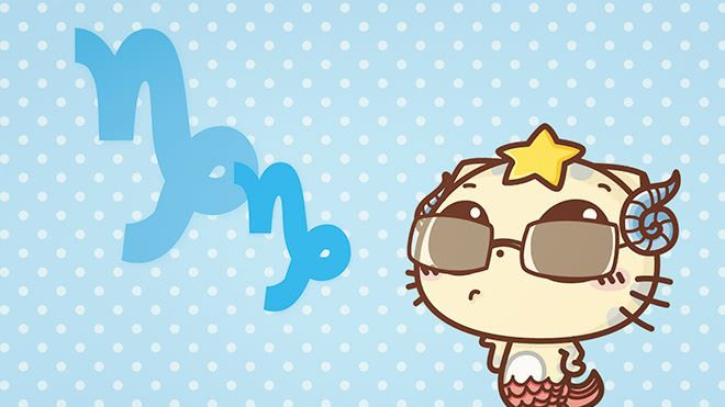 摩羯座巨蟹座女生墨迹图片