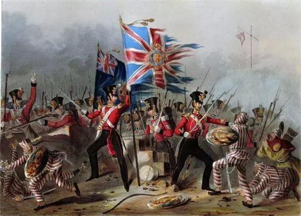 英国百般压迫,印度人都未起义,直到他们用牛脂与猪油涂抹子弹