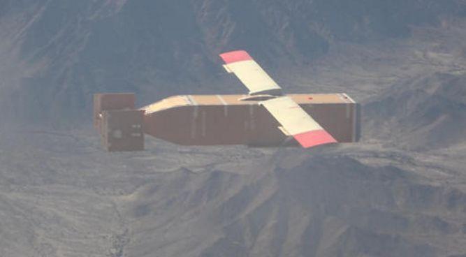 美国研发的纸飞机,能飞上百公里投送作战物资,将大量装备美国部