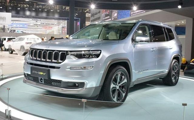 Jeep铰全新1.3T发宗机,照陈旧不向叁缸趋势妥协