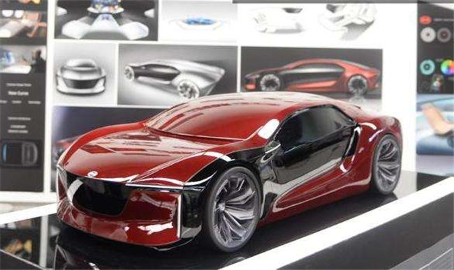 上海车展新能源车阵容豪华,它们值得期待!