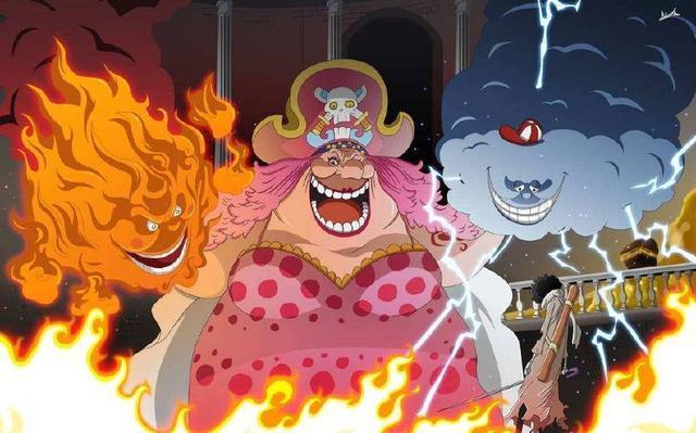 《海贼王》实力排行榜前五位女性角色