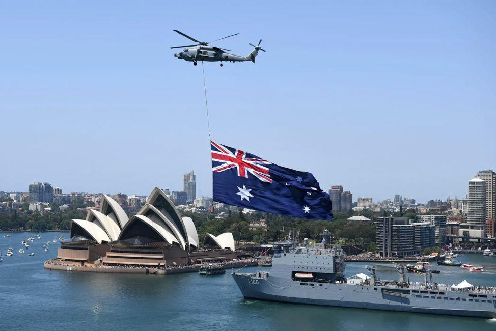 """""""国庆日""""还是""""入侵日""""?澳大利亚人有点分裂"""