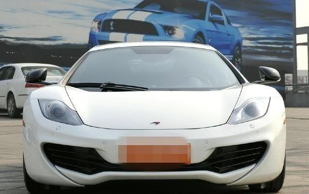每日迈凯轮资讯精选 更具运动气息的车,推荐几款风格前卫的车