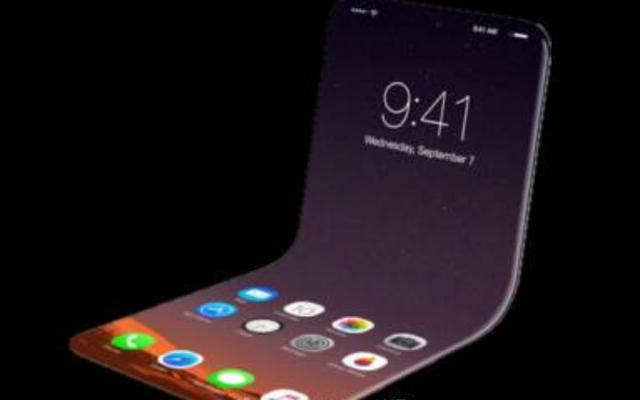 苹果终究发力:研发可折叠iPhone,2020年见!