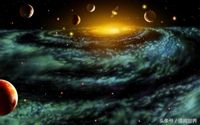 最遥远的银河_发现银河系最遥远的恒星