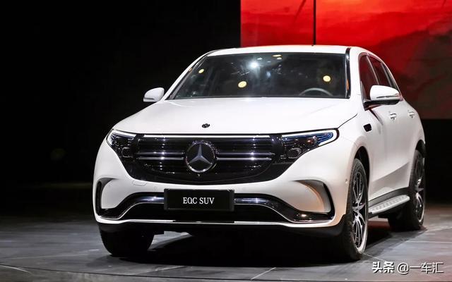 国产奔驰首款纯电动车型EQC,网友调侃:这车不存在漏油