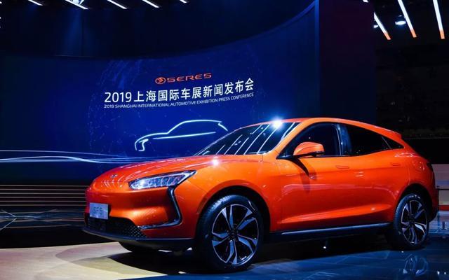 纯电增程都有,比Model Y快,SERES SF5抢夺电动轿跑SUV蛋糕