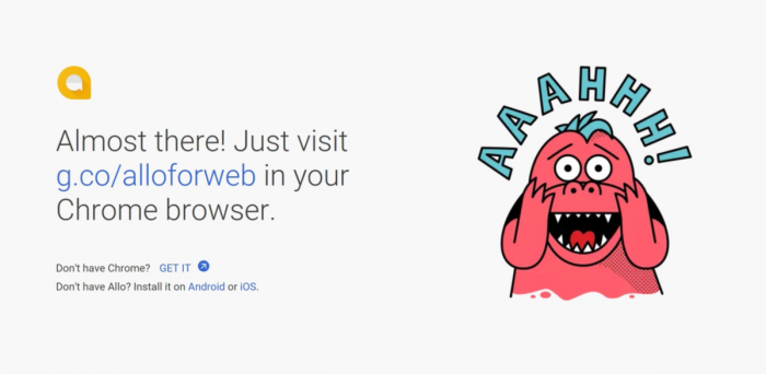Google已正式关闭旗下聊天应用Allo