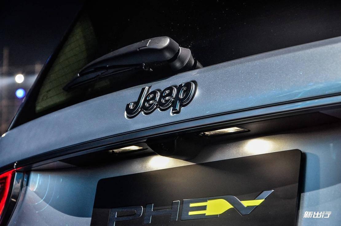 摆脱油老虎 Jeep 指挥官 PHEV 动力系统详解
