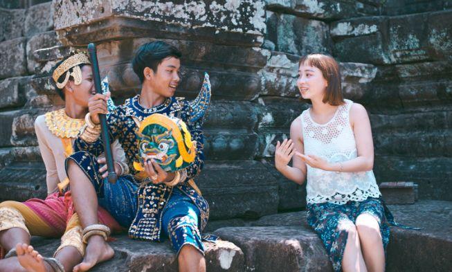 5千块人民币能兑换300万瑞尔,在柬埔寨能做什