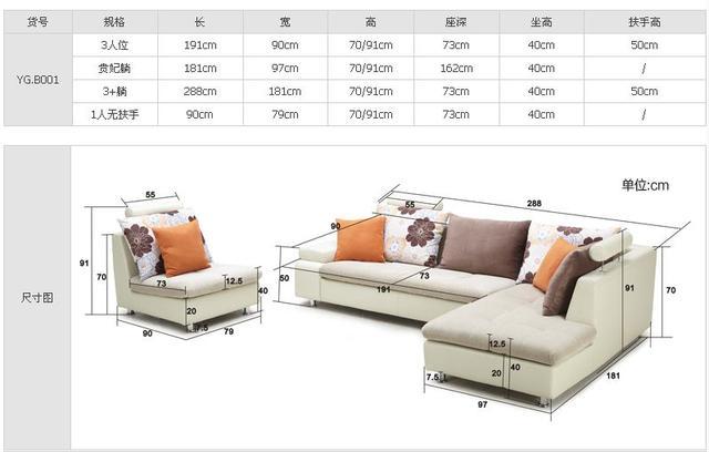 新房装修,全屋尺寸+家具搭配!精确到1cm,人体工程学的图片