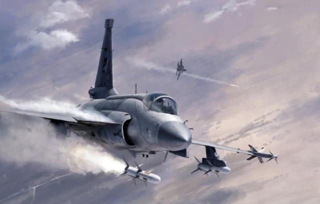 印巴空战爆发之后枭龙战机意外走红,此国曾经退单如今