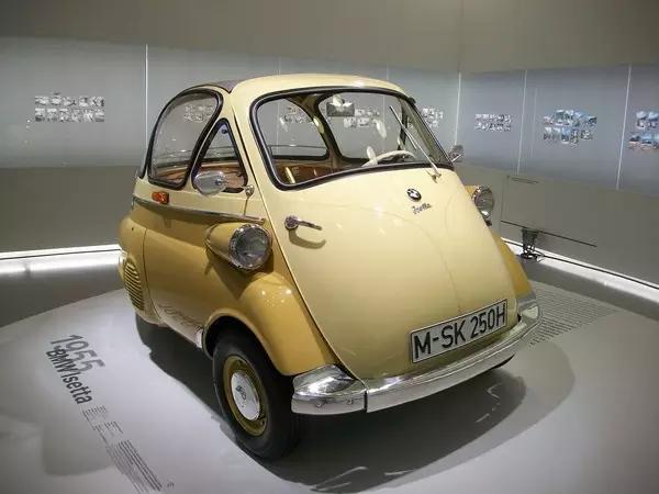汽车工业设计史上,有哪些经典的划时代设计?