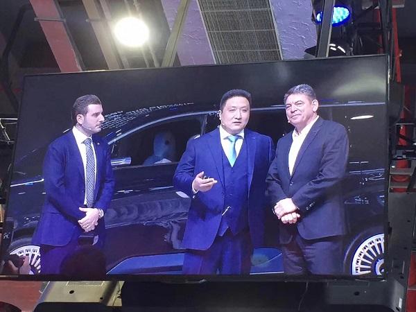 艾康尼克:原拜腾联合创始人毕福康加盟任CEO丨上海车展