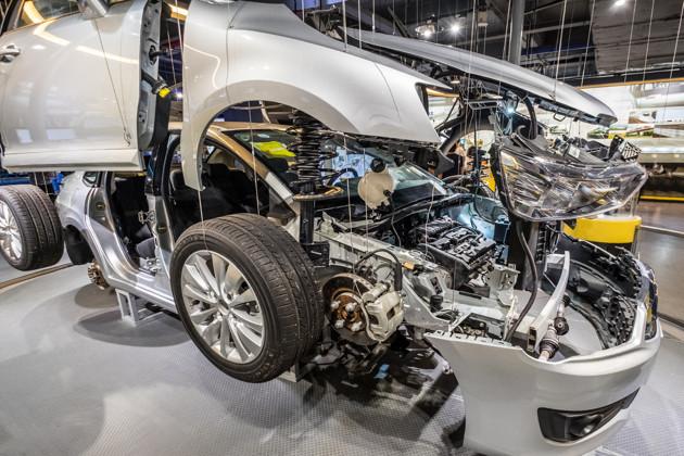 汽车销量三连降背后:上游零部件行业第三季度承压
