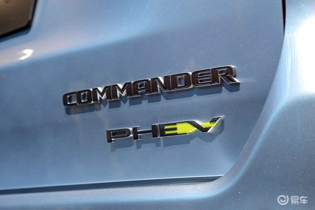 可纯电续航70公里 Jeep指挥官PHEV预计将于今年7月上市